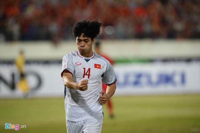 Doi tuyen Viet Nam 3-0 Lao: Chien thang xung dang cho thay tro Park Hang Seo-Hinh-6