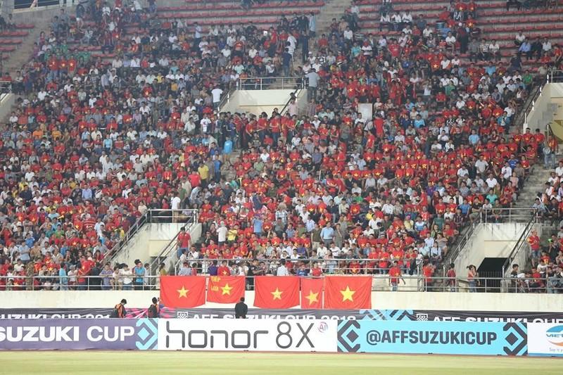 Doi tuyen Viet Nam 3-0 Lao: Chien thang xung dang cho thay tro Park Hang Seo-Hinh-8