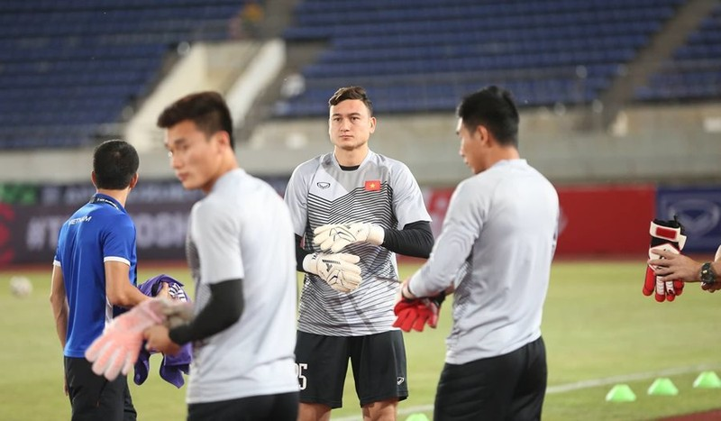 Doi tuyen Viet Nam 3-0 Lao: Chien thang xung dang cho thay tro Park Hang Seo-Hinh-9