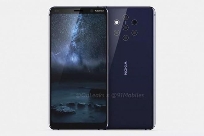 Sieu pham Nokia 9 PurewView 5 camera bao gio
