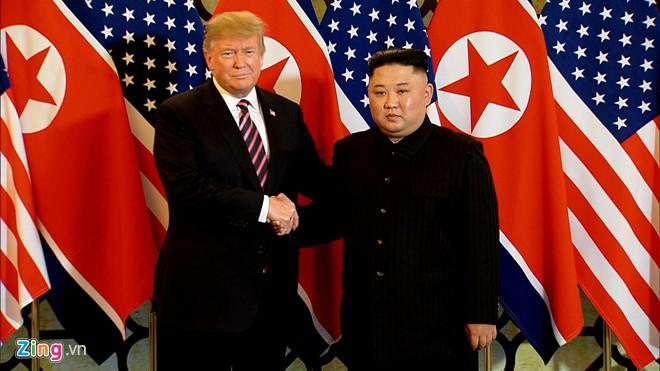 Thuong dinh My - Trieu: Chuong trinh nghi su 28/2 Tong thong Trump - Chu tich Kim Jong-un