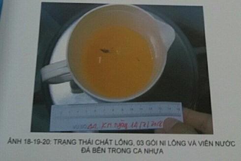 Thieu uy Cong an uong nham ma tuy tu vong: Bat doi tuong lien quan-Hinh-2