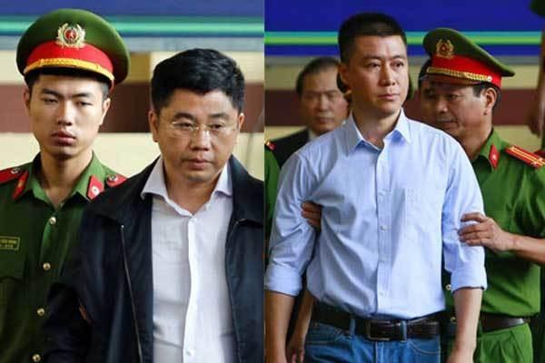 Vu danh bac nghin ty: Nguyen Van Duong, Phan Sao Nam lai hau toa