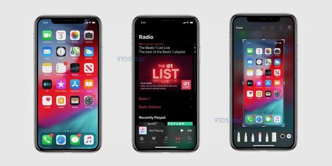 Apple cho iOS 13 lo dien, co gi dac biet?