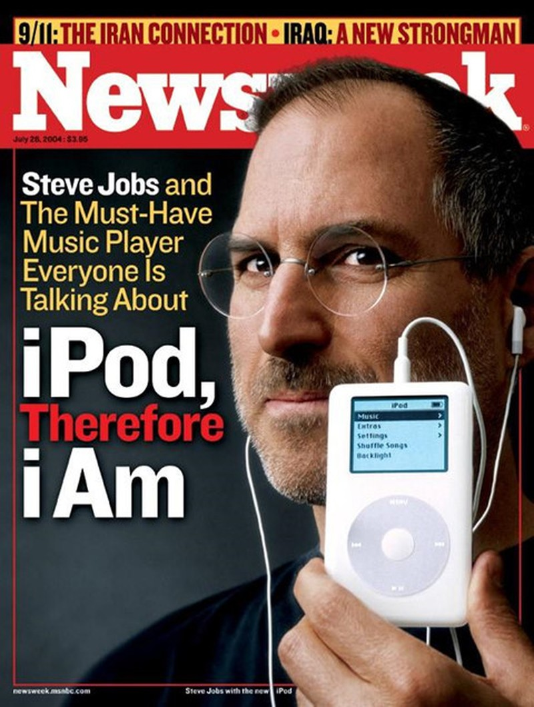 Vi sao Apple van chi giu chiec iPod Touch