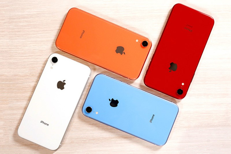 iPhone XR co con dang mua trong Tet Canh Ty?