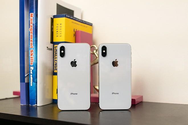 Gia chenh khong lon, nen mua iPhone X hay iPhone XS?-Hinh-5