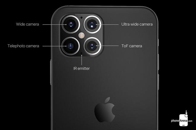 """""""Soi"""" vu khi loi hai ma iPhone 12 Pro se duoc trang bi-Hinh-2"""