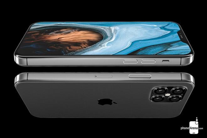 """""""Soi"""" vu khi loi hai ma iPhone 12 Pro se duoc trang bi"""