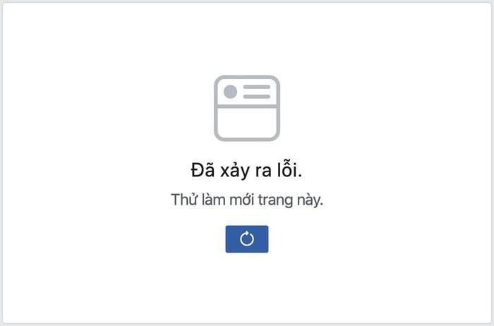 Ngay dau khai xuan, Facebook bat ngo
