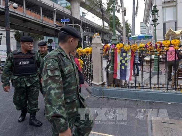 Lai phat hien qua bom lon o Bangkok