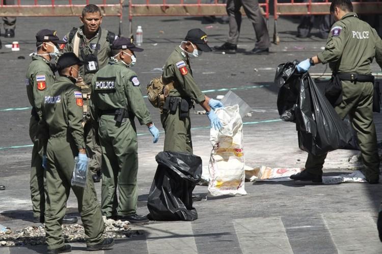 """Dau vet Uigur"" trong vu danh bom o Bangkok"