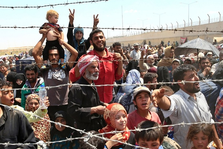 "Nhieu bang o My ""noi khong"" voi nguoi ti nan Syria"