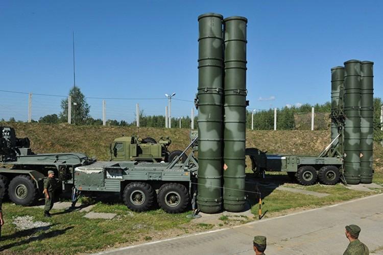 Trien khai S-400 o Crimea: Mot dong thai manh me cua Nga