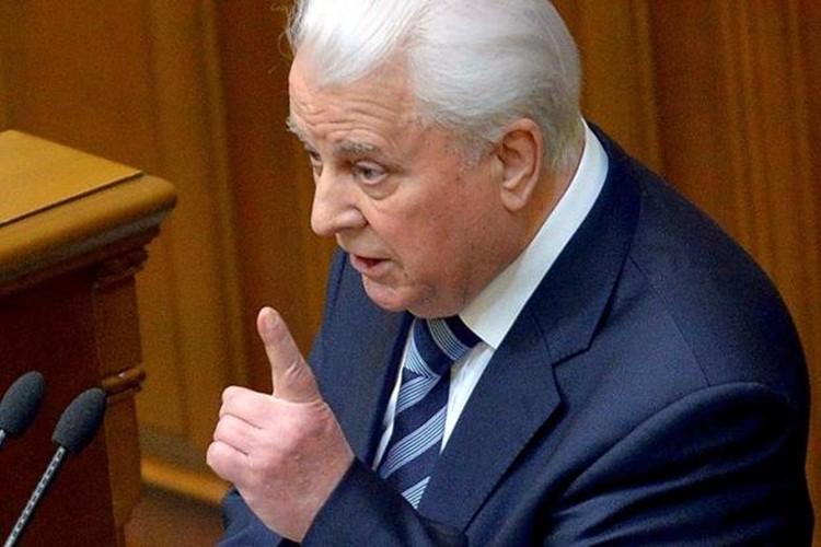 Cuu Tong thong Ukraine thua nhan Crimea da thuoc ve Nga