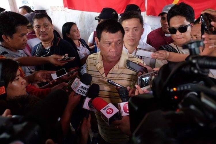 Chuyen cong du ASEAN dau tien cua tan Tong thong Philippines