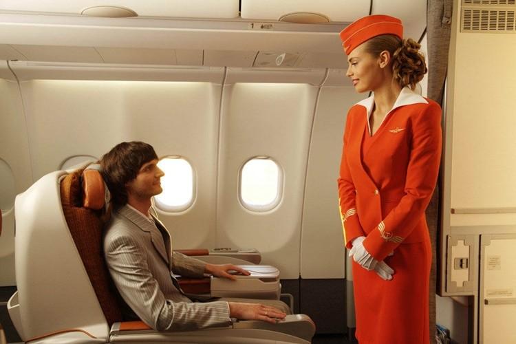 Ngam dan nu tiep vien lam nen thuong hieu Aeroflot-Hinh-11