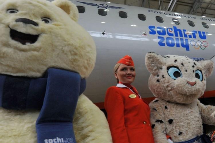 Ngam dan nu tiep vien lam nen thuong hieu Aeroflot-Hinh-6