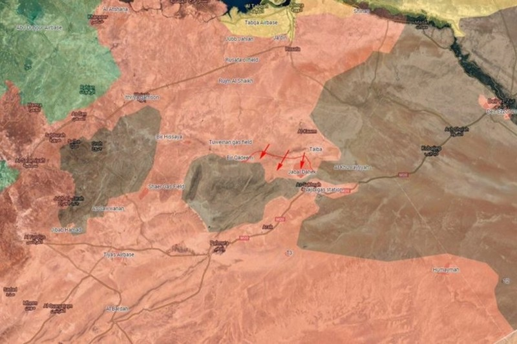 Co hoi cuoi cung de phien quan IS roi mien trung Syria