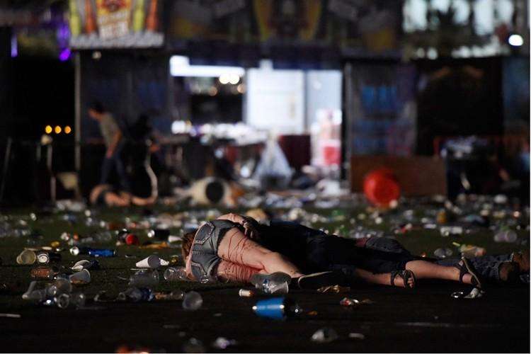 Canh sat My cong bo danh tinh nghi pham xa sung o Las Vegas