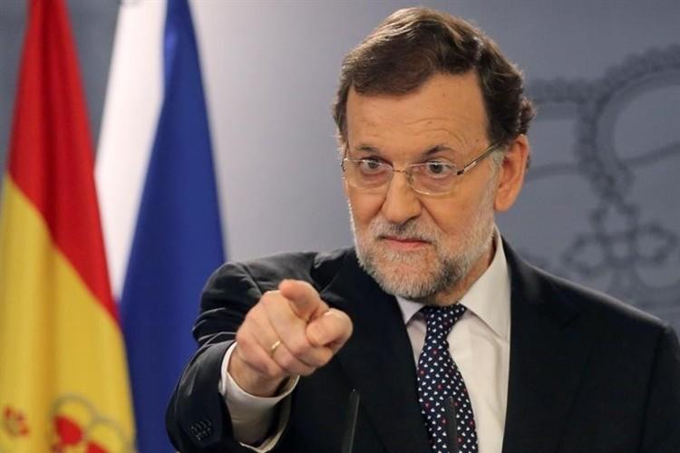 Thu tuong Tay Ban Nha giai tan co quan lap phap Catalonia