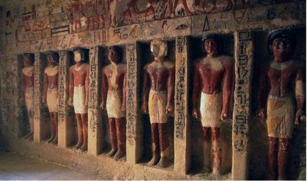 Ven man su that ve cac 'canh cua chet' trong lang mo Pharaon-Hinh-2