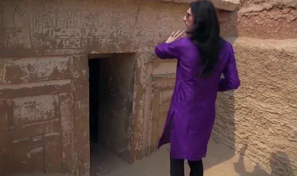 Ven man su that ve cac 'canh cua chet' trong lang mo Pharaon-Hinh-3