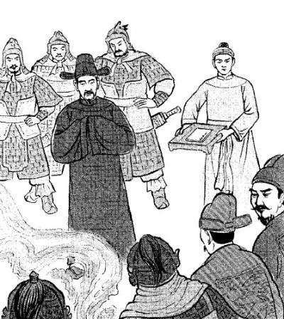 Bi an Vua Lon sai nguoi dong the khi nhan sac phong-Hinh-2