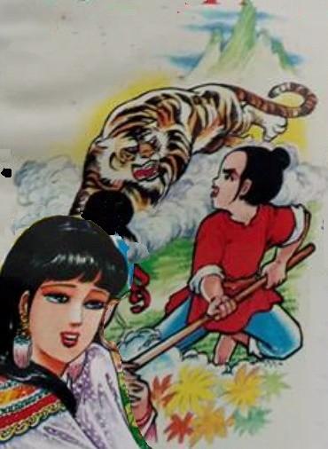 Chuyen la ve hai vi vua danh ho noi danh su Viet