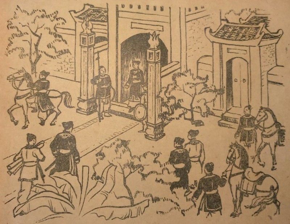 Su that ngo ngang ve vi vua khong chinh thong trieu Le So-Hinh-4