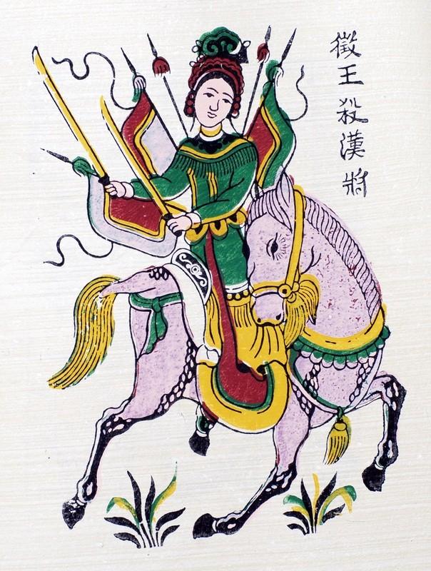 Ky la nhung vi tuong nguoi Han trong khoi nghia Hai Ba Trung