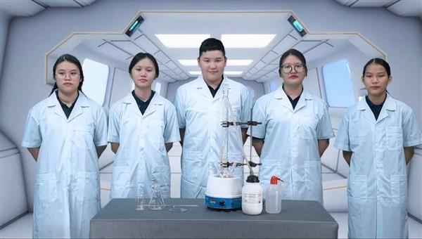 Mang polymer phan huy sinh hoc tu tinh bot: Cong trinh mang thuong hieu Viet