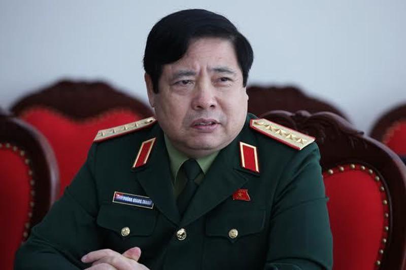 Dai tuong Phung Quang Thanh - Tam guong sang ve tinh than chien dau kien cuong