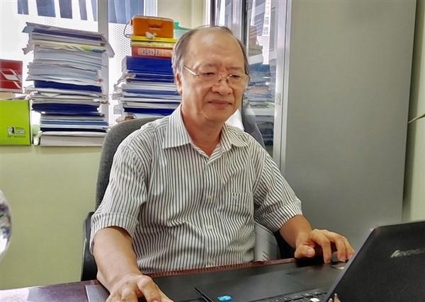 PGS.TS Dinh Duy Khang: Nguoi nhieu duyen no voi... virus