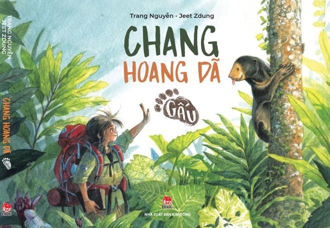 """""""Co gai te giac"""" Trang Nguyen: Tinh yeu manh liet voi dong vat hoang da-Hinh-4"""