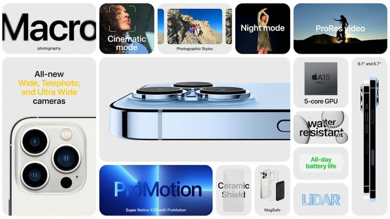 Apple ra mat iPhone 13 voi pin dai ca ngay, camera moi-Hinh-5