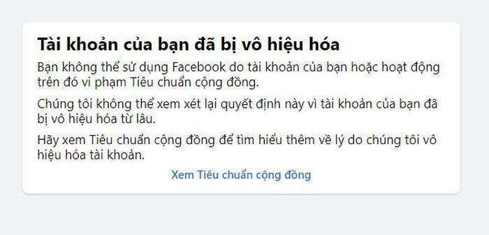 Nhieu tai khoan Facebook o VN bi khoa vinh vien: Lien quan clip nong