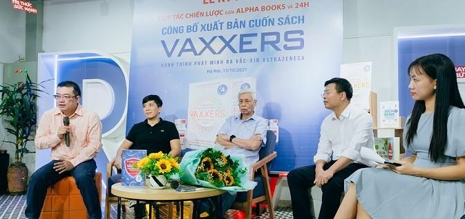 Vaxxers - cuon sach ke ve hanh trinh phi thuong phat trien vac xin AstraZeneca-Hinh-2