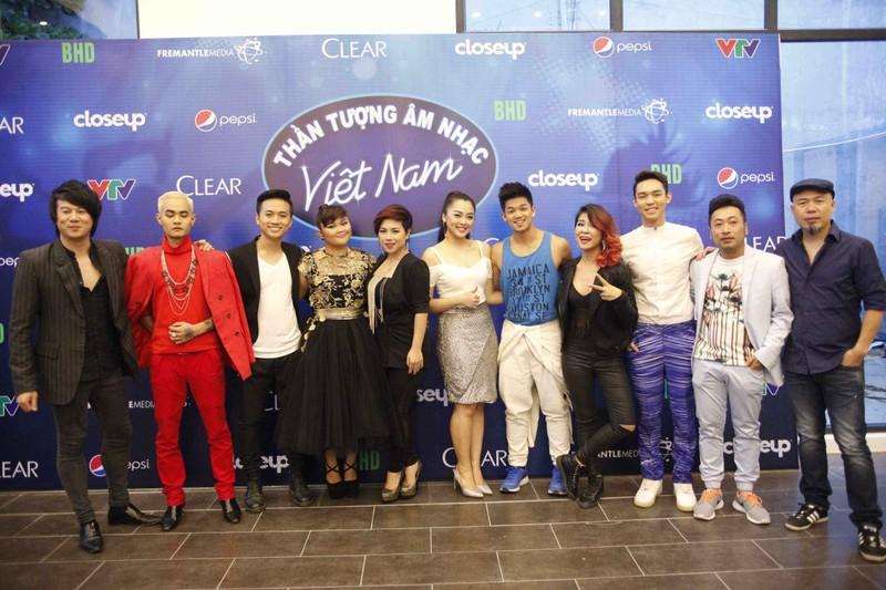 Vietnam Idol 2015 Gay can tu dem Gala dau tien-Hinh-3