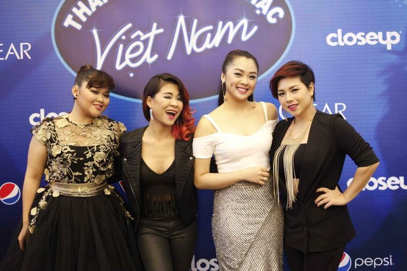 Vietnam Idol 2015 Gay can tu dem Gala dau tien