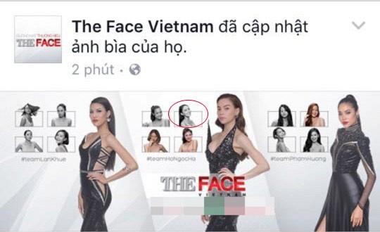 Ro ri ket qua chung ket The Face Viet Nam