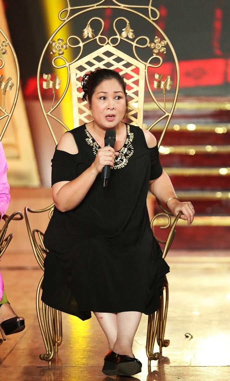 NSND Hong Van: Khong phai gameshow nao cung nham