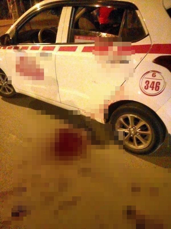 Ha Noi: Kinh hoang thanh nien 9x truy sat tai xe taxi