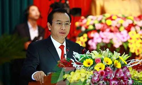 Be boi cua Bi thu Nguyen Xuan Anh lien quan toi dieu gi?