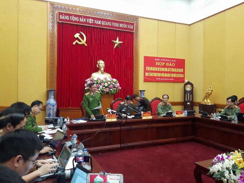 "Bo Cong an: ""So ho khau giay duoc thay bang so dien tu"""