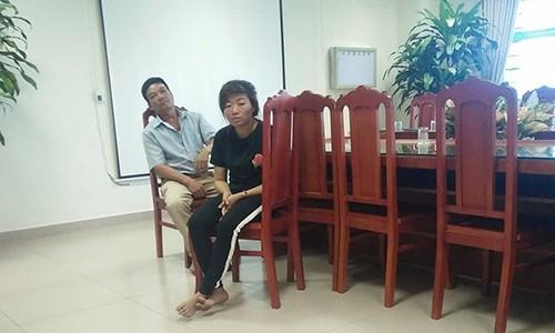 Be trai 2 thang tuoi tu vong o Bac Ninh: Cong an phong toa khap benh vien