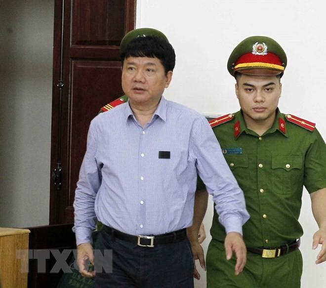 VKS de nghi bac khang cao cua ong Dinh La Thang, y an 13 nam tu