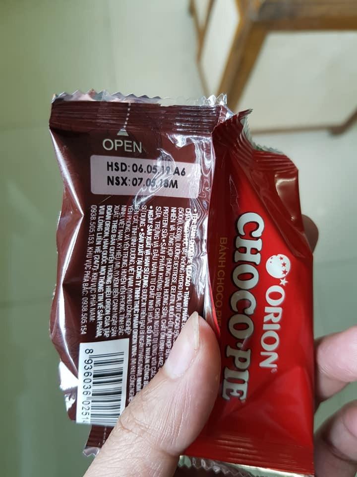 Dau bung, non lien tuc sau khi an banh Choco Pie bi moc-Hinh-3