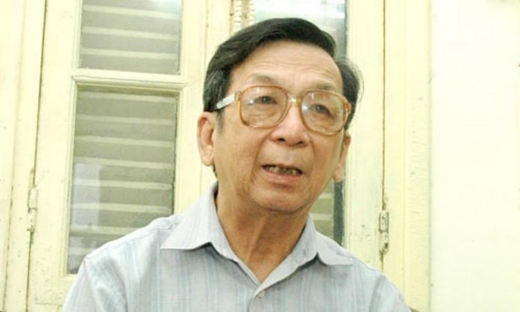 Giao su Tran Lam Bien: