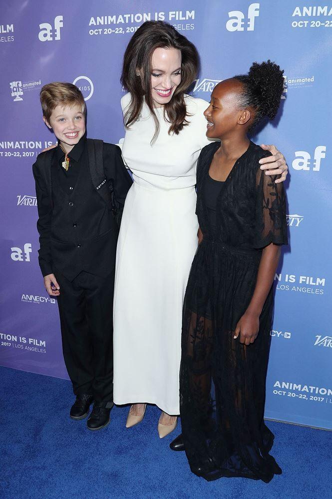 Brad Pitt: Angelina Jolie dang thao tung cac con-Hinh-3